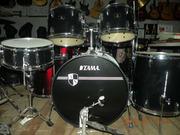 Легендарная установка TAMA с тарелками Zildjian Planet Z новая